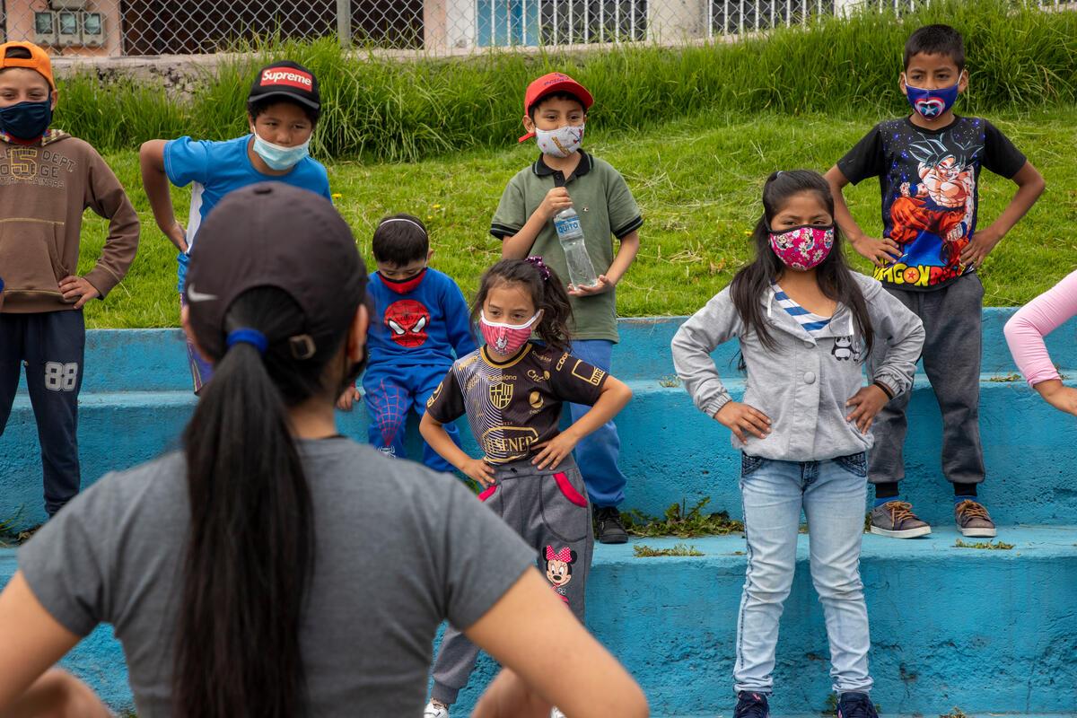 Estas instituciones ofrecen actividades físicas gratuitas en Chile durante la pandemia
