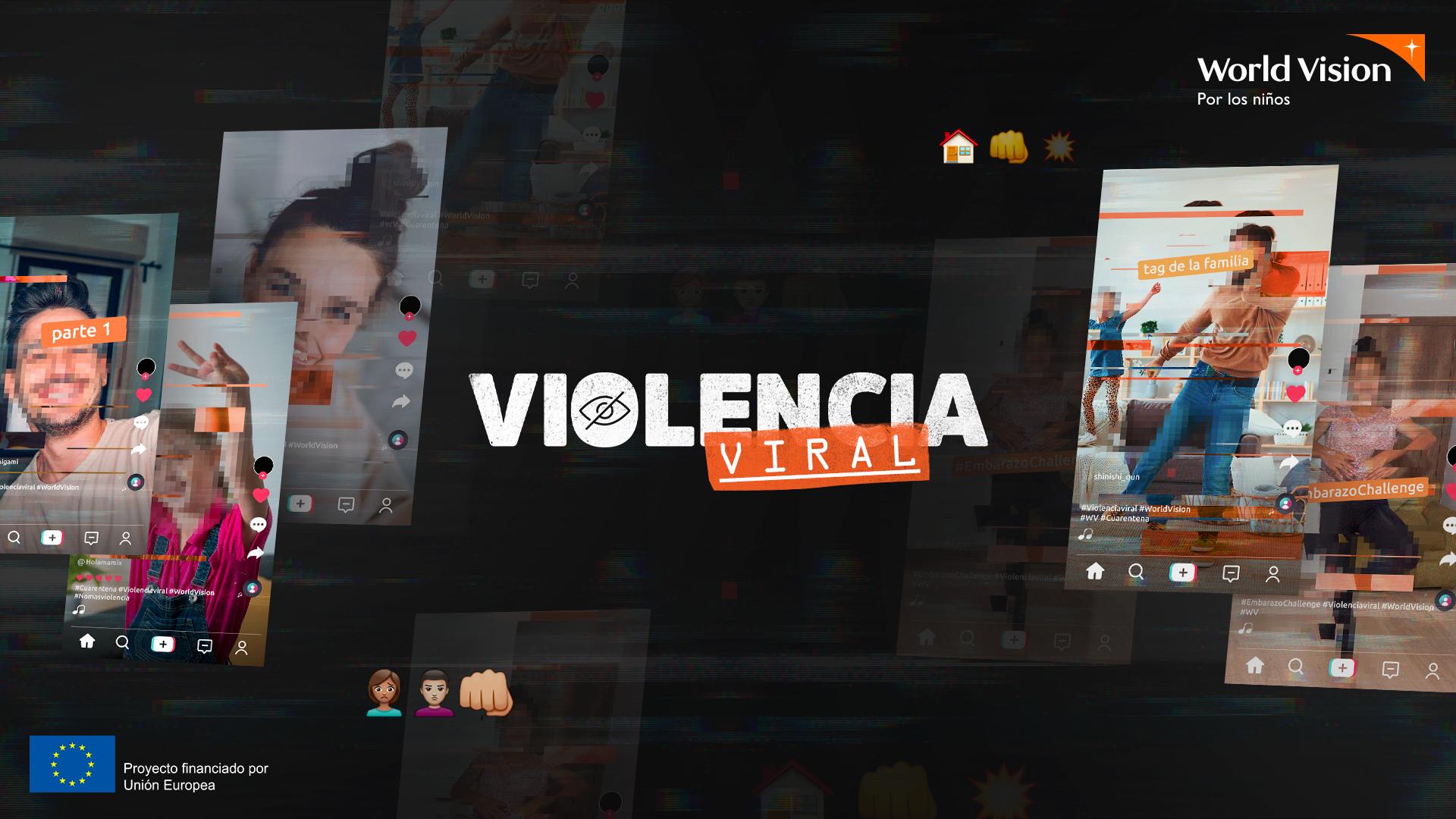 Concept Violencia Viral WV-1