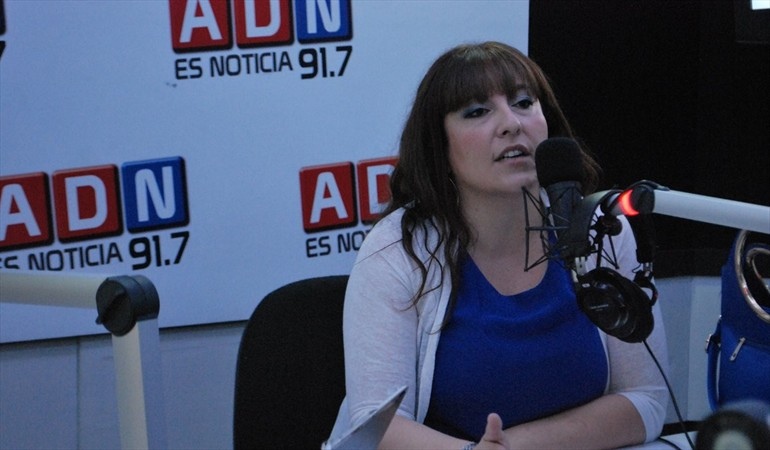Patricia Muñoz, abogada