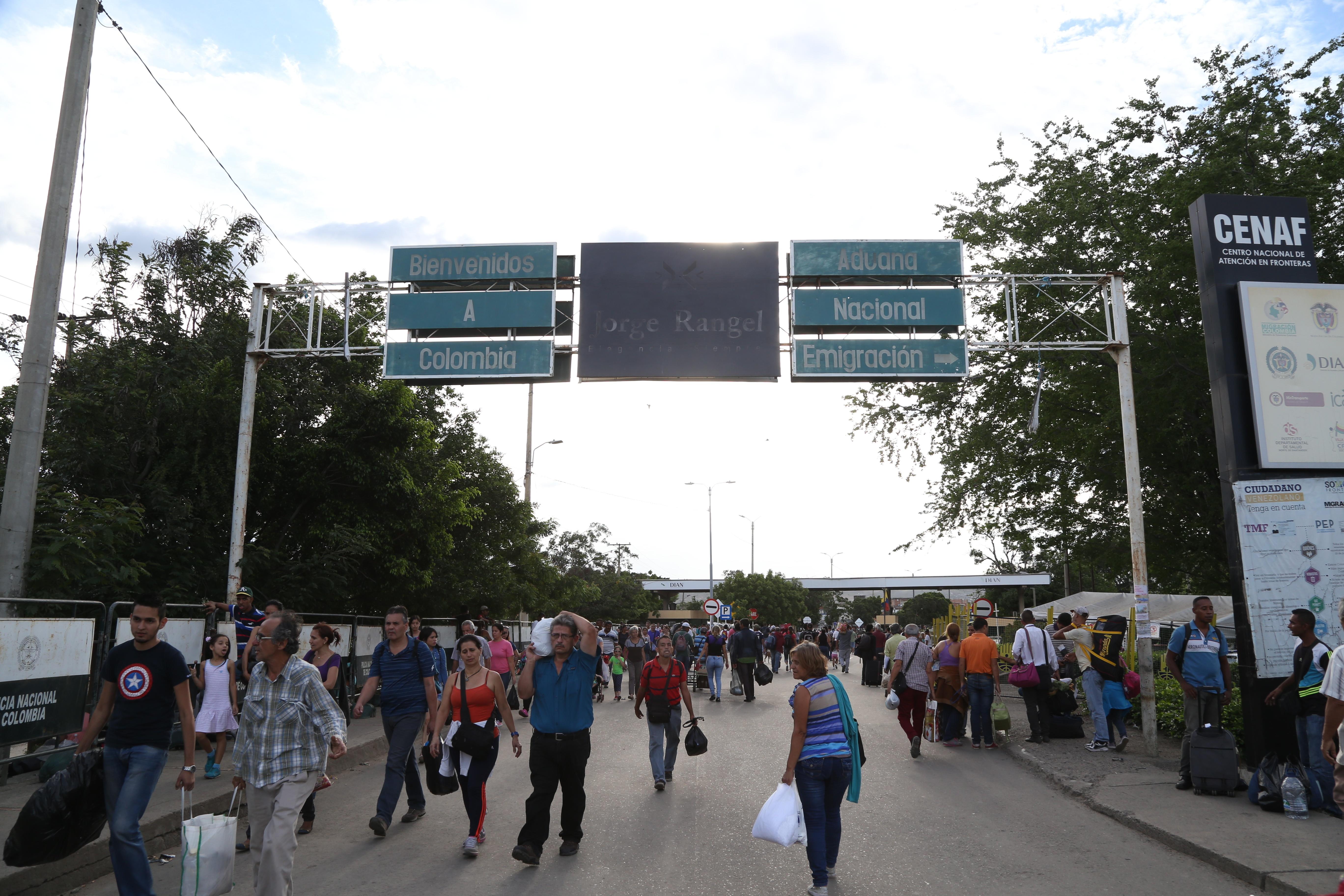 Venezuela, crisis humanitaria en las sombras