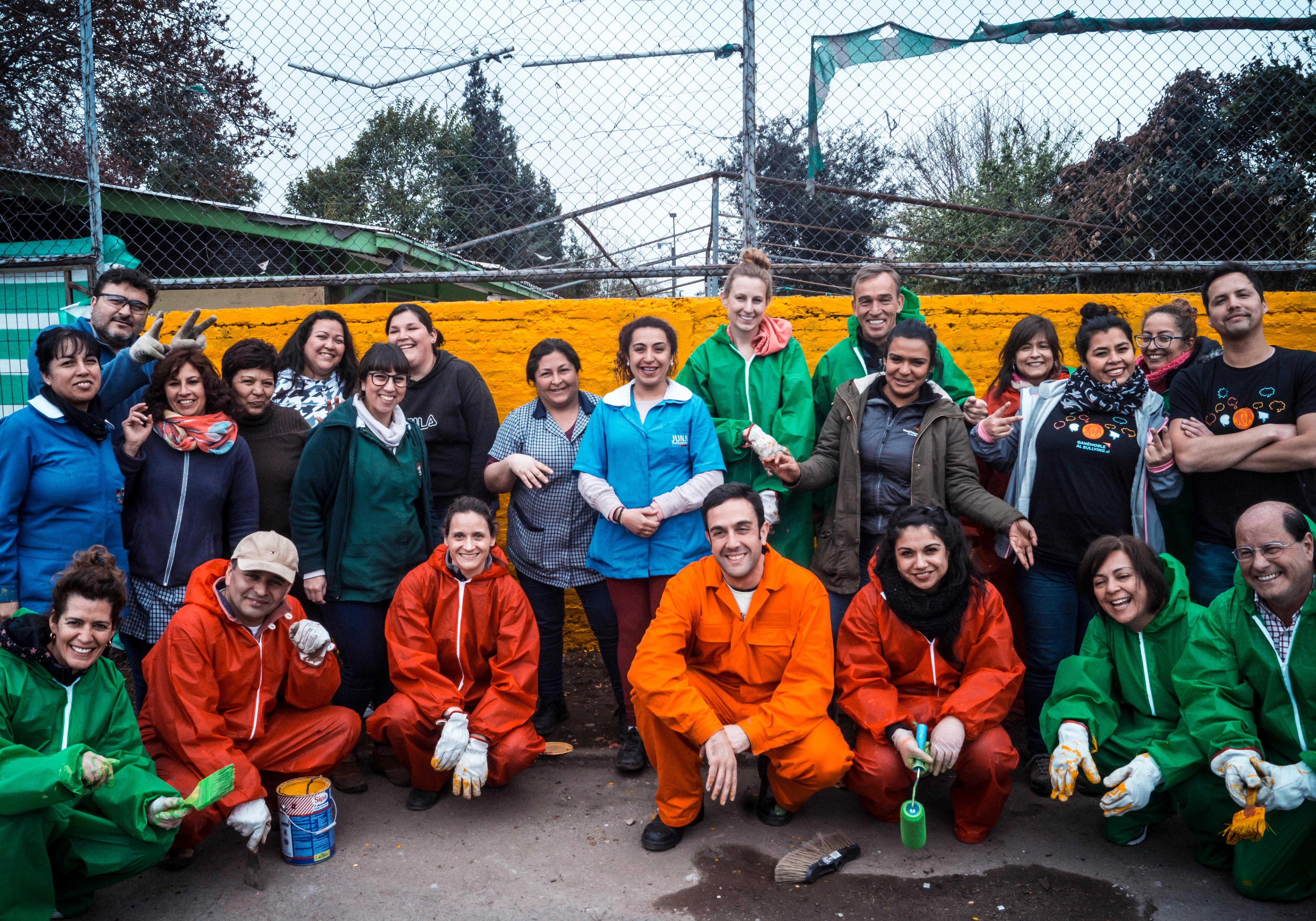 Voluntariado Corporativo: Ayuda a la comunidad de forma concreta