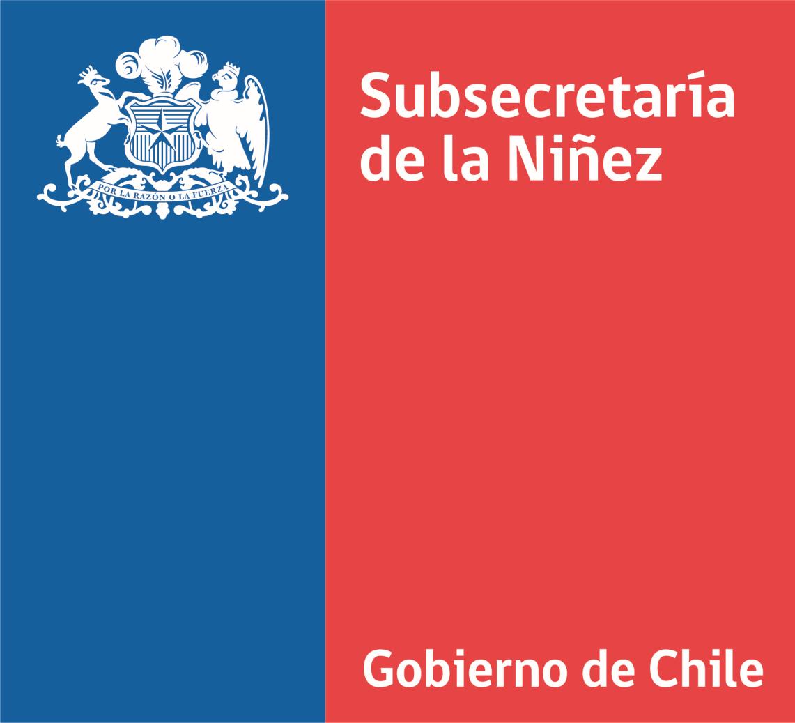 Logo Subsecretaria de la Niñez RGB