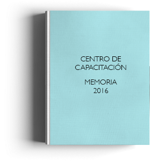 Centro de Capacitación - Memoria 2016