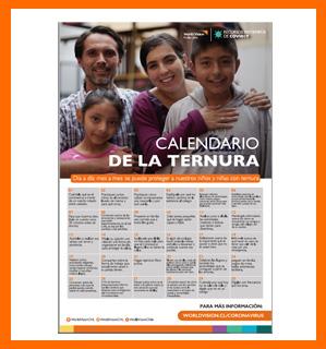 Calendario Ternura