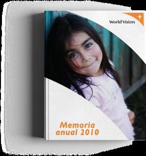 World Vision Chile - Memoria Anual 2010