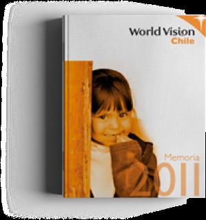 World Vision Chile - Memoria Anual 2011