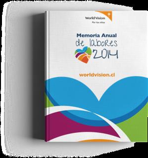 World Vision Chile - Memoria Anual 2013