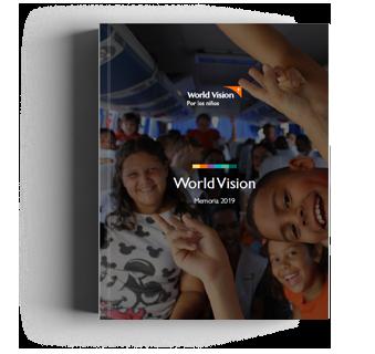 Memoria 2019 World Vision