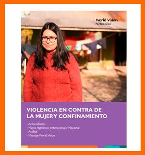 Violencia en contra de la mujer y Confinamiento